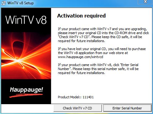 WinTV v8