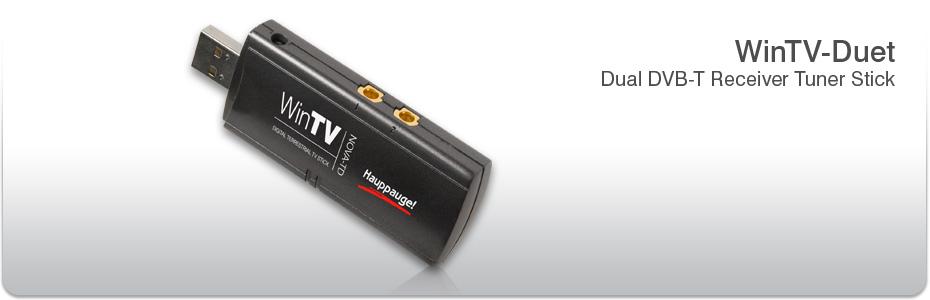 Hauppauge UK | WinTV-Duet Product Description