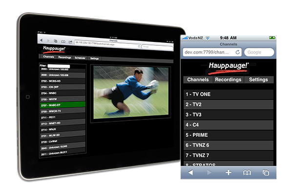 Hauppauge | WinTV Extend