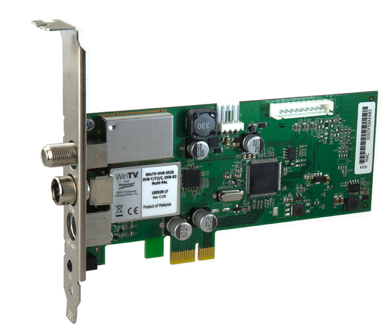 tv karte pci express