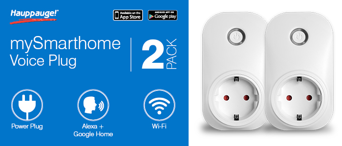 mySmarthome Voice 2 pack