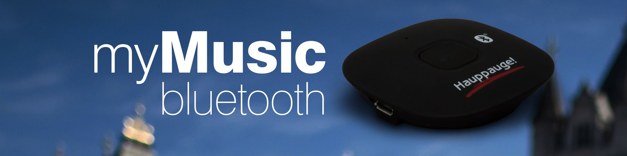 myMusic Bluetooth