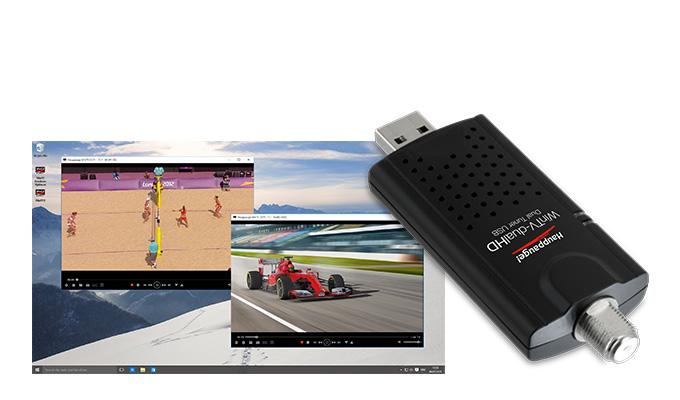 WinTV-dual HD