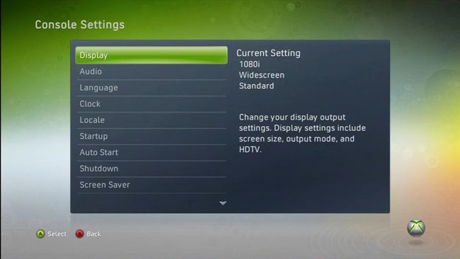 xbox one guide not settings wont work